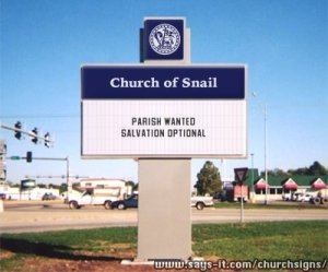 Church of snail